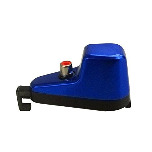 8 Color Pro Neuma Style New Rotary Tattoo Machine Gun Shader Liner Electric (Blue)