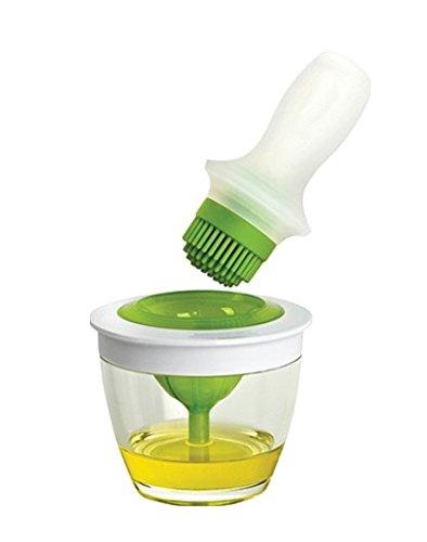 Ks14 Chef's Basting Set Silicone Oil Brush image