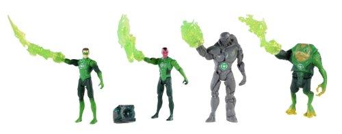 Green Lantern OA Defenders Figure 4-Pack