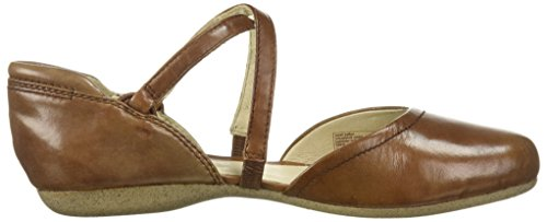 Josef Seibel Womens Fiona 41 Flat Sandal Nuss uSEdvToSc