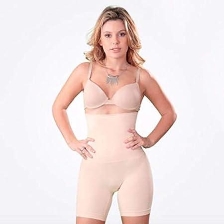 e364ef7557ca3 Carremark Women s High Waist Shapermint Shapewear Shaper Shorts Slim  Elastic Body Shaper
