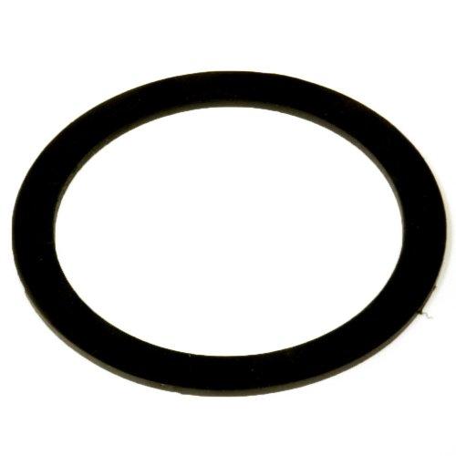 - Danco, Inc. 88348 Flat Bath Shoe Gasket, Rubber, Black