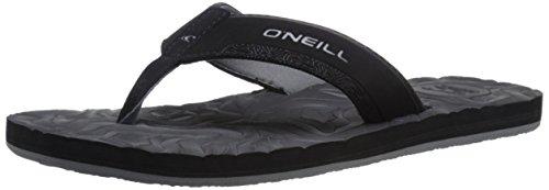 Rocker Black Men'S O'Neill Flip Flop qw5nXY