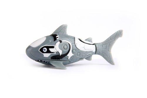 Goliath Robo Fish Reef Gray Shark Toy