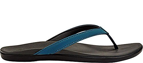 Blue Copper cooler Olukai Grey Woman Blu stormy jave grigio Hoopio Brown Sandal pxHxfqgaw