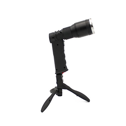 Portable Rechargeable Spotlight Worklight With Stand