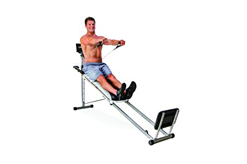 Total Gym 1400 Leg Exercise Machines (Gym Deck)