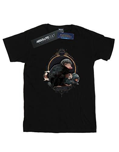 Cult Beasts 2 Fantastic T Noir shirt Baby Absolute Homme Nifflers SvdqEnwSgW