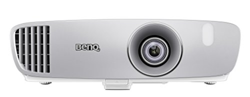 BenQ DLP HD 1080p Projector (HT2050) - 3D Home Theater Projector with All-Glass Cinema Grade Lens and RGBRGB Color Wheel by BenQ (Image #2)'