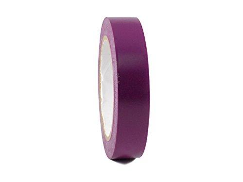 T.R.U. CVT-536 Purple Vinyl Pinstriping Dance Floor Tape: 1 in. wide x 36 yds. Several