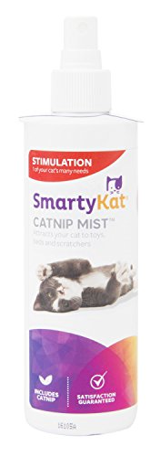 SmartyKat Catnip Mist Catnip Spray, 7 fl - Center Lloyd Or
