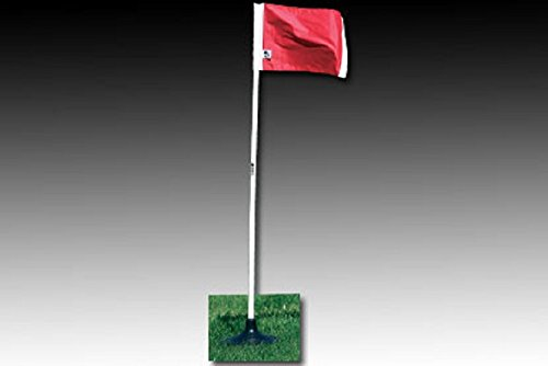 Kwik Goal Premier Corner Flags and Bases (4 flags & 4 ()
