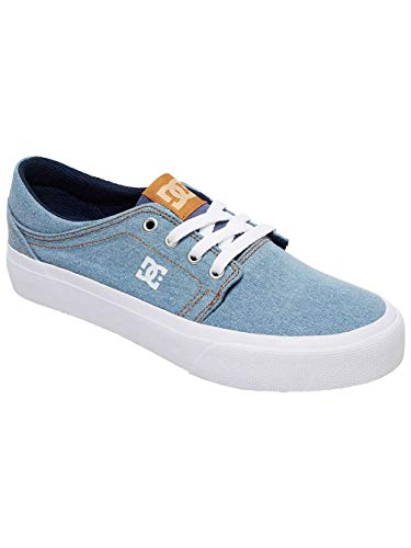 Blue Da Scarpe Shoes Tonik Basse Dc white Ginnastica blue Uomo Pq1at0w