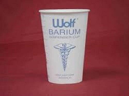 AliMed Barium Cup 14 oz. Paper - Qty : 100 Per Pack