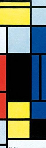Piet Mondrian Poster Photo Wallpaper - Tableau No. I, 1921-1925, 1
