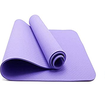 YOOMAT 185CM 6mm TPE Yoga Mat Multifunctional Sports and ...
