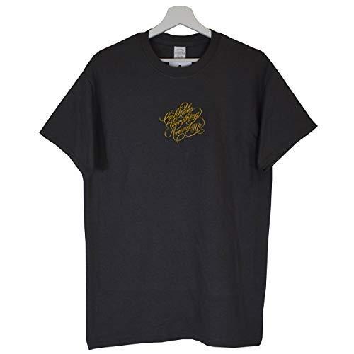 efectivo Leyes Camiseta Camiseta real Tang habitaciones de sobre Wu oscuro de las hip cremas gris Dato gris Todas hop 36 en wYRp5