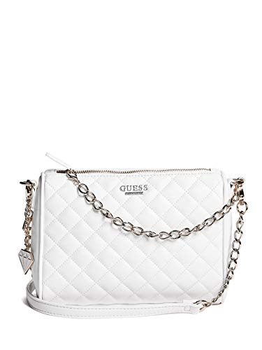 GUESS Factory Women's Marisol Quilted Crossbody