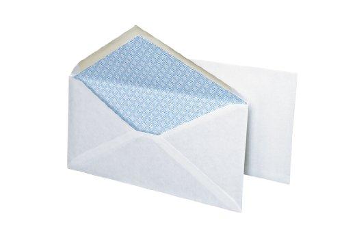 Ampad Business Envelope, White, #10, Security, Gummed, (Ampad Envelopes)