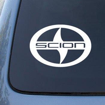 scion window decal - 2
