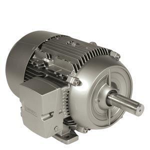 Siemens 1LE21212AB214AA3 10-HP 1800 Rpm 230/460-volt 215t General Purpose Electric Motor Nema Premium Efficient Aluminum Frame, Aluminum Rotor - Nema 215t Frame