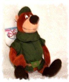 (Disney Mini Bean Bag Little John)