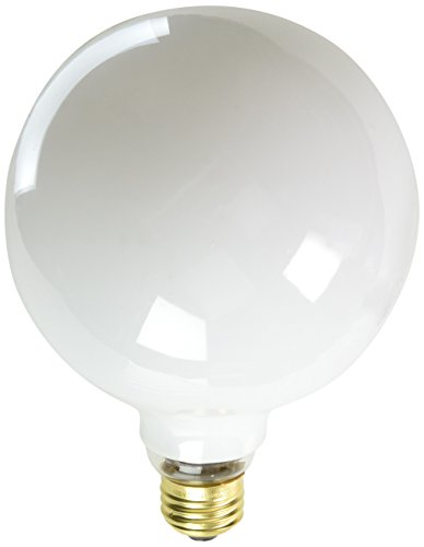 Westinghouse 03108 100G40/W G40 Decor Globe Light Bulb