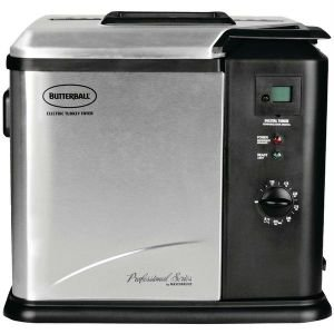 INDOOR ELECTRIC TURKEY FRYER (Catalog Category: ELECTRONICS-OTHER / HOME & HEALTH ACCESSORIES)