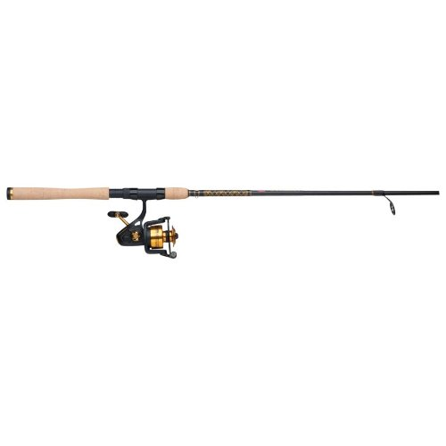 (Penn Spinfisher V 4500 Fishing Rod and Spinning Reel Combo, Inshore, 7 Feet, Medium)