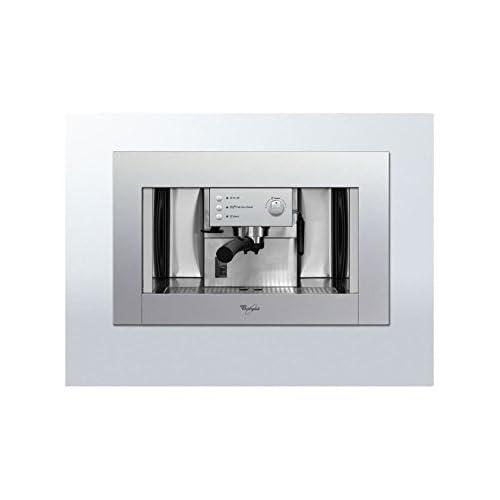 Whirlpool ACE010IX Espresso Machine 1.5l acier inoxydable cafetière espresso machine, acier inoxydable, acier inoxydable, Café, 595x 285x 382mm