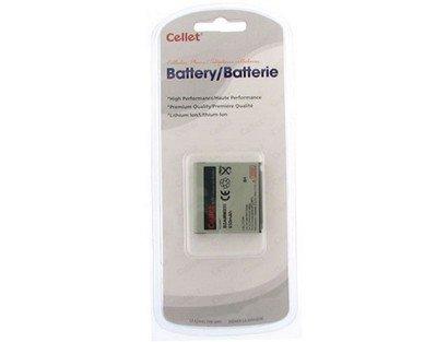 Extended Battery Ion Li 1000mah (Cellet Standard Li-Ion 1000 mAh Battery For Samsung Convoy SCH-U640)
