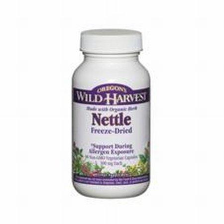 - Nettles Freeze Dried - Support During Allergen Exposure, 90 Vcaps,(Oregon's Wild Harvest)