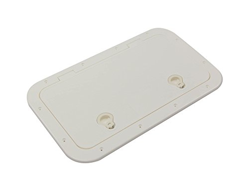 """Five Oceans Marine Access Hatch with Lock 23-7/16"""" x 13-11/16"""" – (Boat Hatch)"""