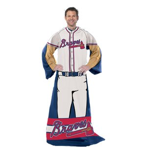 The Northwest Co Official MLB 'Uniform' Adult Comfy Throw by -