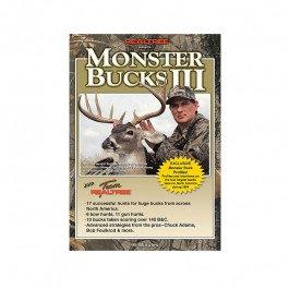 Realtree Outdoor Productions Monster Bucks III DVD (1995 Release)