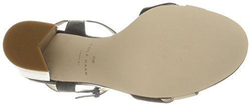 Cole Haan Women's Florena Ii Platform Dress Sandal Black/Ivory SLEsuQ