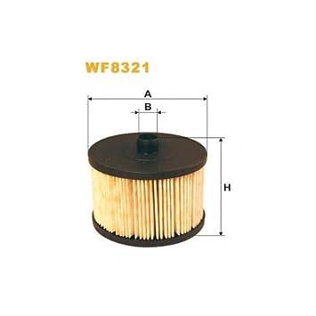Wix Filter WF8321 Fuel Filter: Amazon.co.uk: Car & Motorbike
