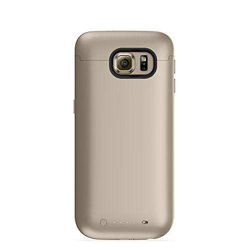 mophie Juice Pack for Samsung Galaxy S6 (3,300mAh) - Gold