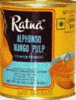 Ratna Alphonso Mango Pulp