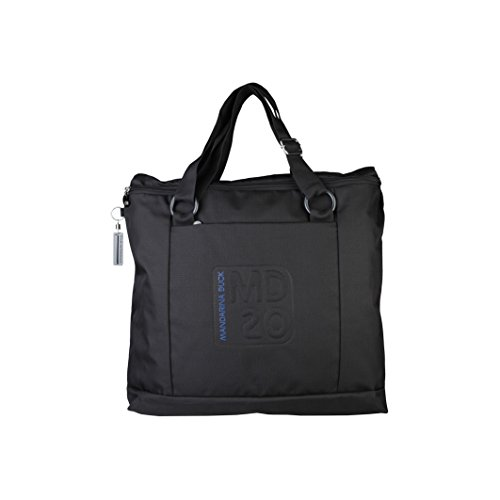 MD20 tote Mandarina Nylon; Duck 15116TV4651Nero; MD20 Borsa 7gybf6