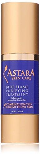 Astara Blue Flame Purifying Treatment Gel, 1 Ounce