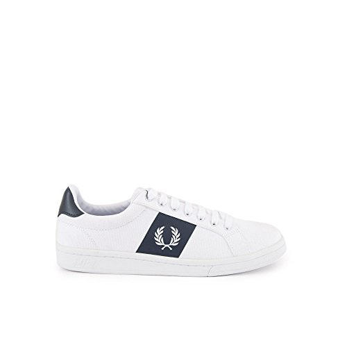 Perry Fred B3112 Sneakers Uomo Bianco 4xCwdqp1x