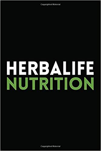 Herbalife nutrition: Dot Grid Paper Vegan Fitness Journal | A daily food and exercise journal for healthy living 1