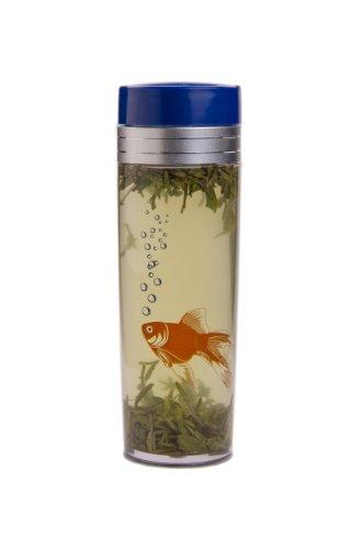 Tea Traveler, Fish, 16 Ounce, Teas Etc, AC60401