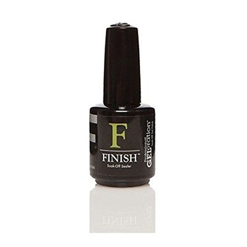 (First Class Geleration Prep Nail Gel Polish Volume 15ml Color Style Finish Soak-Off Sealer)