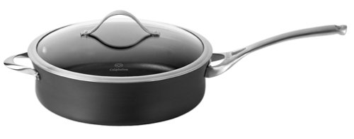 Calphalon Contemporary Nonstick 5-Quart Saute with Glass Lid