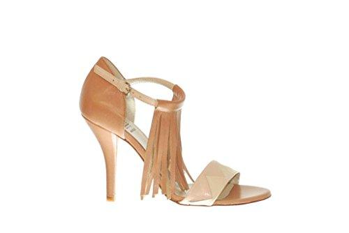Sandali donna in pelle per l'estate scarpe RIPA shoes made in Italy - 50-63851