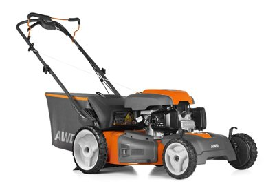 Husqvarna 961450021 HU800AWDH Honda 190cc 3-in-1 All Wheel Drive 4X4 Hi-Wheel Mower in 22-Inch