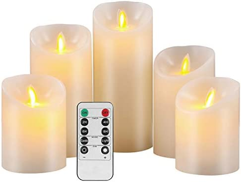 Pandaing Flameless Operated Flickering Electric product image