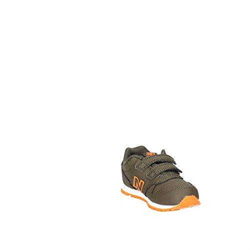 Desgarrado Naranja De Zapatillas New Verde Kv500 Deporte Bni Balance Bebé HYqHZr
